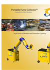 Clean Air Portable Fume Collector Brochure