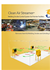 Clean Air Streamer For General Air Filtration Brochure