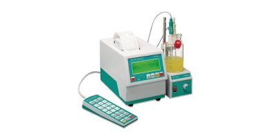 Model 831 and 756 - Coulometric Titrators