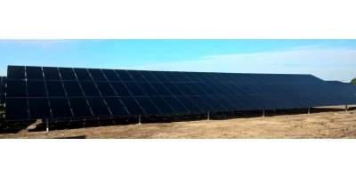 Solar Parks With State-Of-The-Art Cis Solar Modules