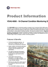 VDAU-6000 Condition Monitoring and Analysis System Brochure
