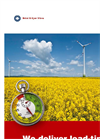 Remote Monitoring Of Wind Turbines Brochure