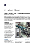 VIBROCONTROL 6000 Safety Monitoring System Product Sheet