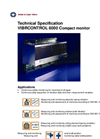 VIBROCONTROL 6000 Compact Monitor Technical Specification