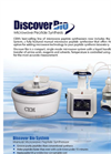 CEM - Model Discover Bio - Manual Microwave Peptide Synthesizer - Brochure