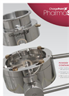 ChargePoint PharmaSafe - Powder Transfer Containment Valves Brochure