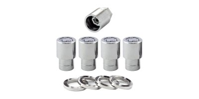 McGard - Chrome Regular Shank Wheel Lock Set