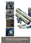 Air and Gas Filtration System Brochure