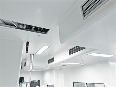 Cleangrad - Non-Walkable Ceilings