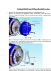 Pump Rebuilding Procedure- Brochure
