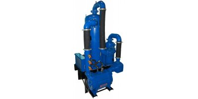 Eliminator  - Model WR 2500- WR 4000 - Liquid Ring Pump