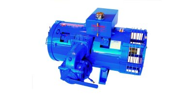 Model RCF1200  - Rotary Vane Vacuum Pump
