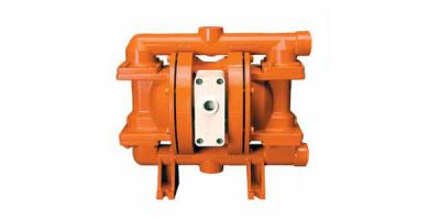 Wilden - Model P200 - 1 Inch / 25 mm Air-Operated Double-Diaphragm (AODD) Advanced Series Metal Pump