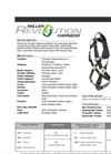 Standard Revolution Full-Body Harnesses Datasheet
