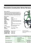 Revolution Construction Harnesses Datasheet