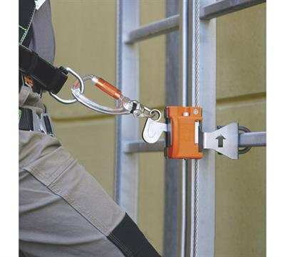 Miller Vi-Go - Ladder Climbing Safety Systems (Cable)