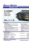 A-100NV - Variable Speed Pumps Datasheet