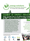 Energy Solutions 2012 – Brochure