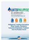 Water Philippines Expo Brochure