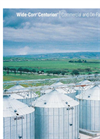 Commercial Storage Flat Bottom Grain Bins  Brochure