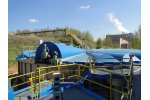 Sedicell - Dissolved Air Flotation (DAF) Clarifier