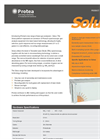 Solus Laser Gas Analysers Brochure