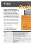 Protea ProMass Quadrupole Mass Spectrometer (QMS) Analyser System Brochure