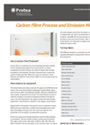 Measurement solution for Carbon Fibre Process and Emission Monitoring - Application Datasheet