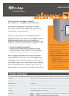 Protea - Model atmosFIRw - Wall-mounted Multigas Analyser - Brochure