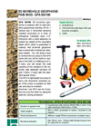 Model GFA - Borehole 3D Geophones Brochure
