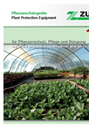 Plant Protection Equipment/ Sprayers Brochure