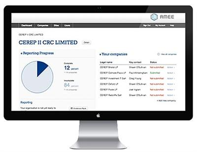 AMEE - Version CRC - Compliance Software