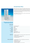 CBC - Activated Carbon Filter Brochure