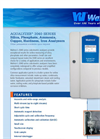 Waltron - Model 3040 Series - Colorimetric Analyzers - Brochure