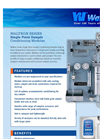 Single Point Sample Conditioning Modules - Brochure