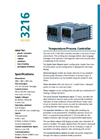 Eurotherm - Model 3216 - Temperature/Process Controller - Brochure