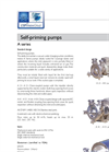 A series - Self Priming Pumps Brochure