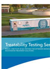 Treatability Testing Services Brochure