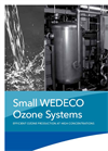 Small WEDECO Ozone Systems Brochure