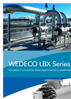 WEDECO - Model LBX Series - UV Disinfection System Brochure