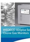WEDECO - Model 400plus Series - Ozone Gas Monitors - Brochure