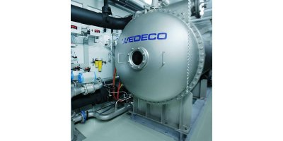 WEDECO - Model Z-Compact - Containerized Ozone System
