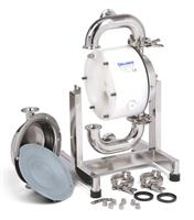 Dellmeco - Model Hygienic Series - Air Operated Diaphragm Pumps