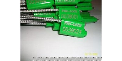 Pro-Lock - Model PR-94000XX - Cable Seal Global Lock