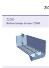 Model Z2000 - Bottom Sludge Scraper- Brochure