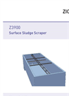 Model Z3900 - Surface Sludge Scraper- Brochure