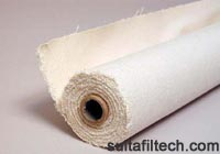 Poly-Cotton Woven Filter Cloth