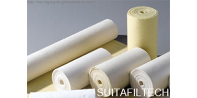 Fiberglass Needle Felt for Dust Collector Systems & Isolation