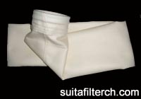 Polyester Needle Felt Filter Bag for Dust Collector Systems