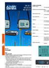 Delta Ohm - HD32.8.8 and HD32.8.16 - 8/16 channel temperature datalogger